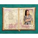 Libro Funebre in porcellana serie Old Dercor in hd